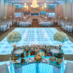 Best affordable event space ballroom venue rentals, party room places, facilities centers and banquet catering wedding function reception halls locations for rent nearby in Sudio City, Encino and Sherman Oaks CA.